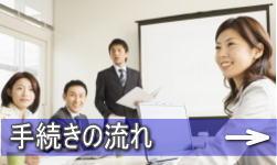 投資経営ビザ申請、更新、変更の流れ
